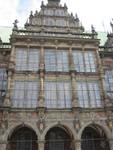 Bremen Rathausgiebel