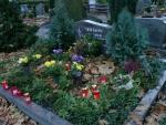 Seminar Rituale: Gang zum katholischen Friedhof
