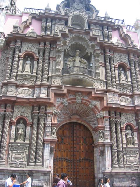 Lima Iglesia La Merced