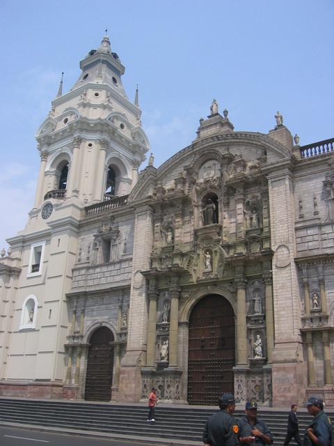 Lima Kathedrale