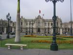 Lima palacio del gobierno