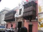 Lima Palacio torre  tagle