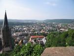 Stadtpanorama vom Schloss