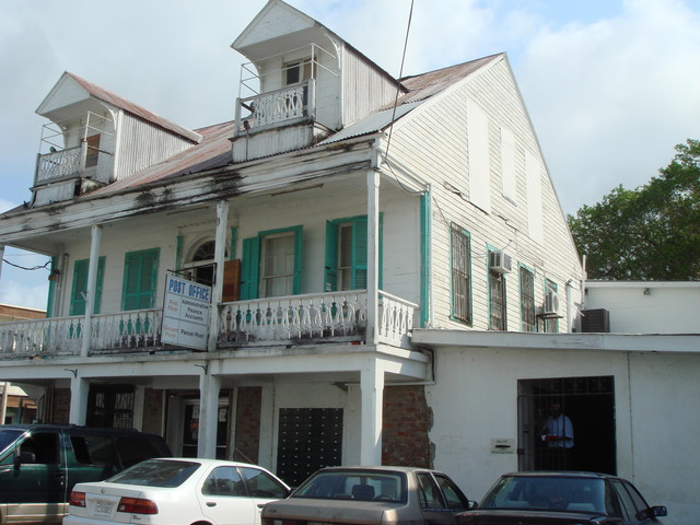 Belize-City Post office