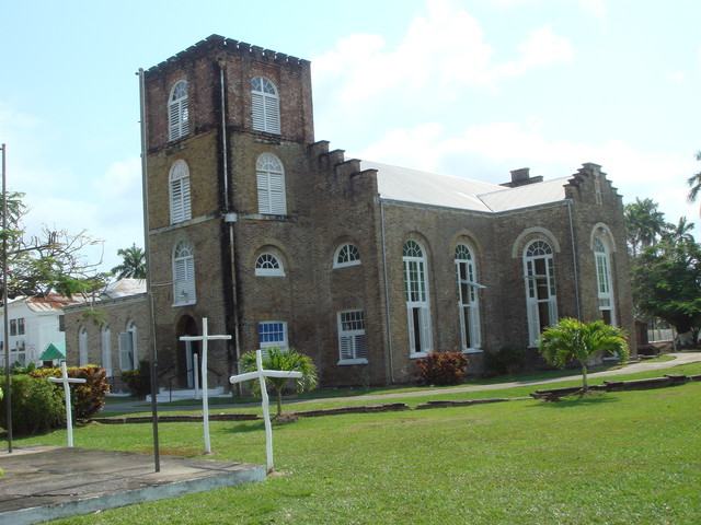 St. Johns Belize-City