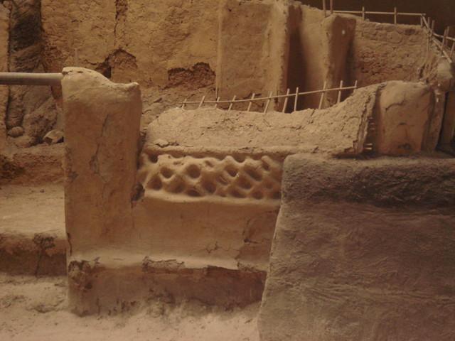 Joya de Ceren Haus des Schamanen