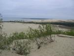 vista de la duna movenda