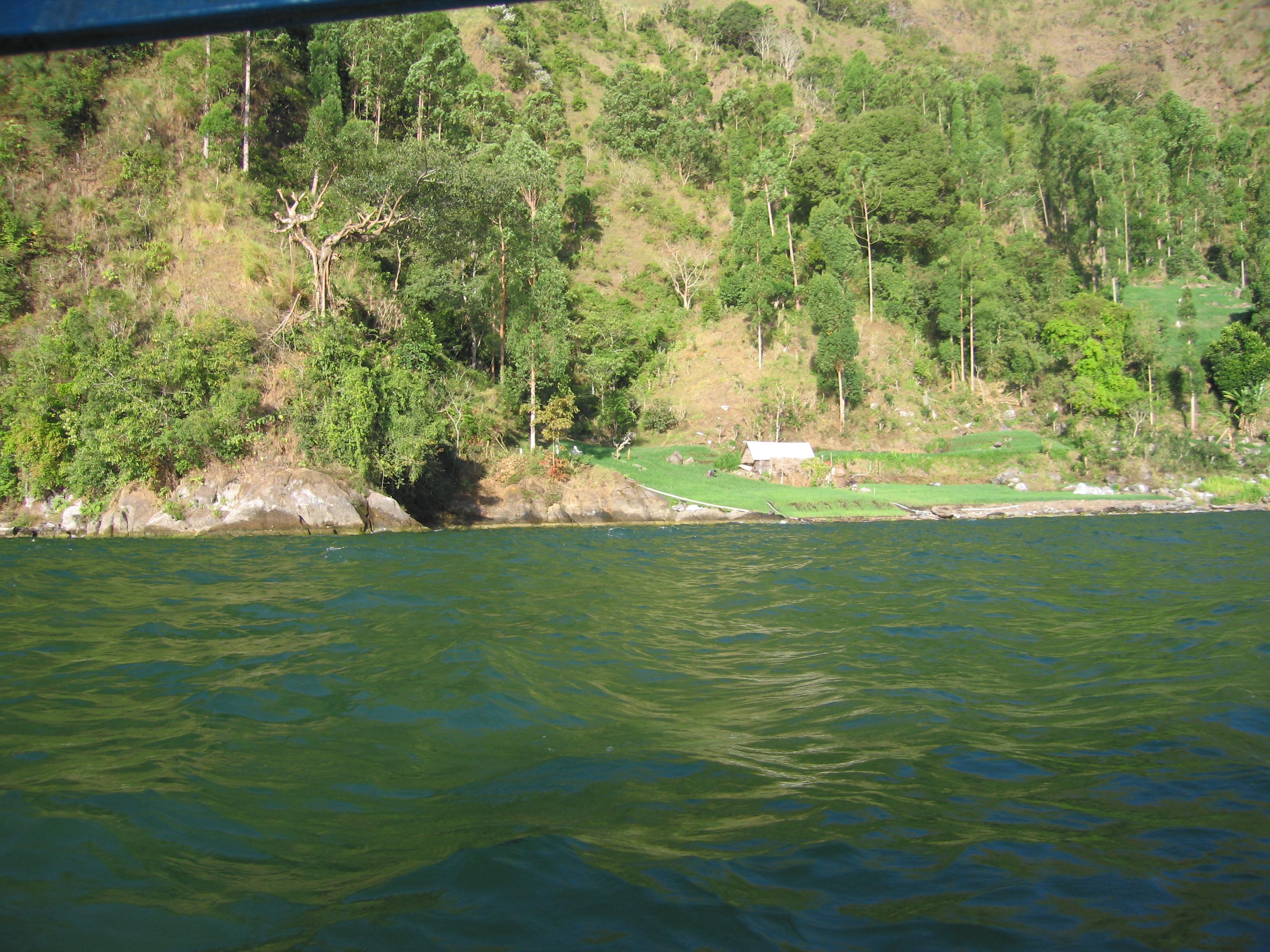 Batursee bei Trunyan