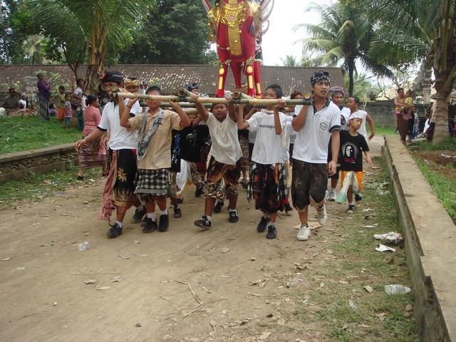 Ngaben-Zeremonie