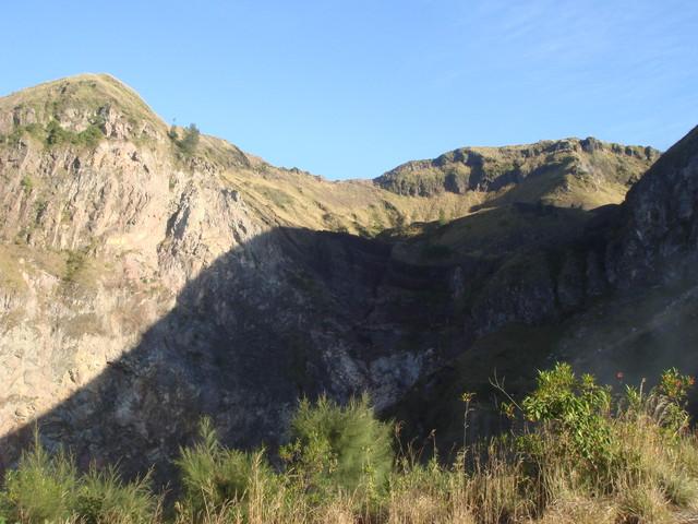 Krater Gunung Agung