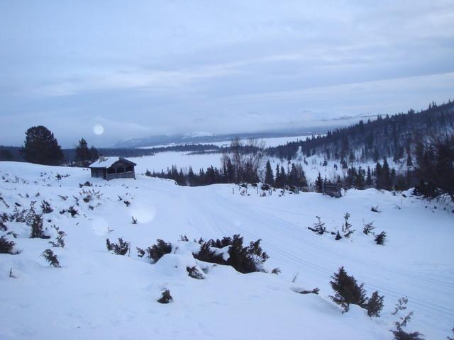 Tour von Rondane Spa zum See