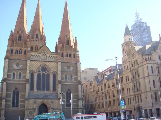 Melbourne St. Paul's Church