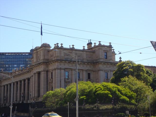 Melbourne Parlament