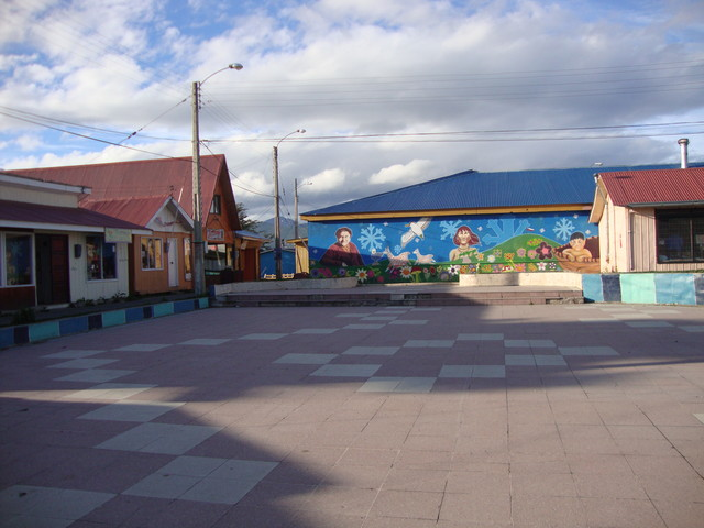 Plaza Abuelo Felipe