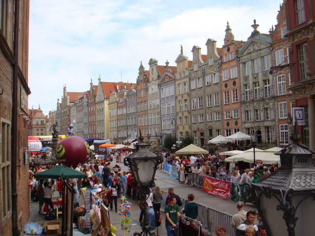 Gdansk Langer Markt