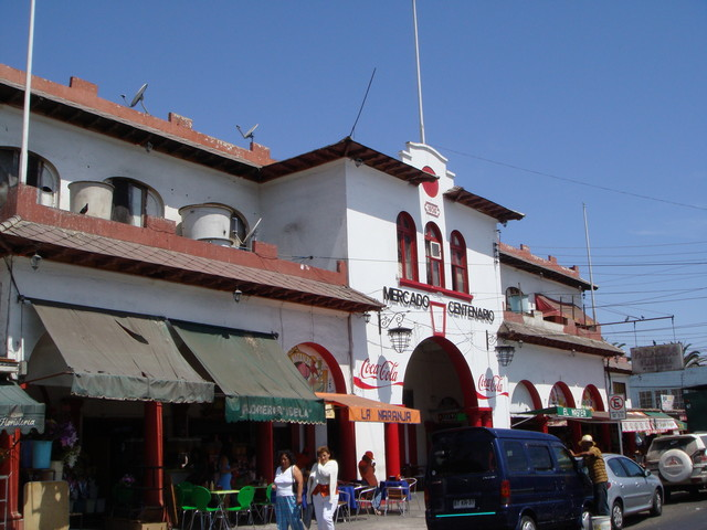 Iquique mercado