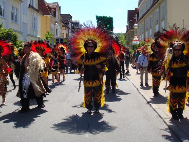 Amigos de Bolivia, Carnival Oruro