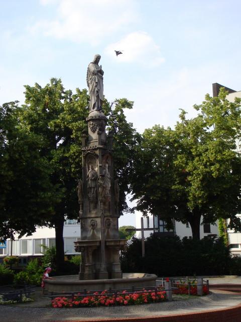 Denkmal in Paderborn