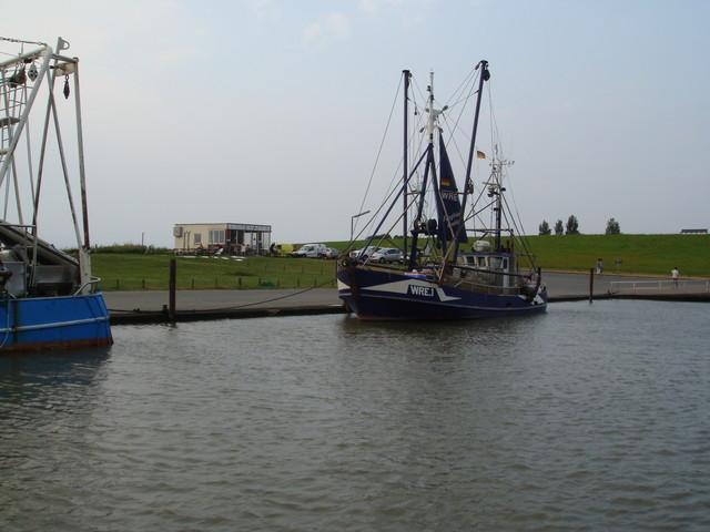 Wreme Fischereihafen