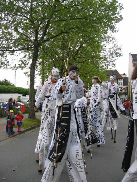 Carnival Bielefeld 2004
