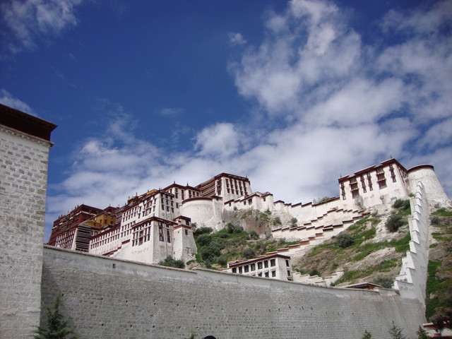 Potala Palast Lhasa