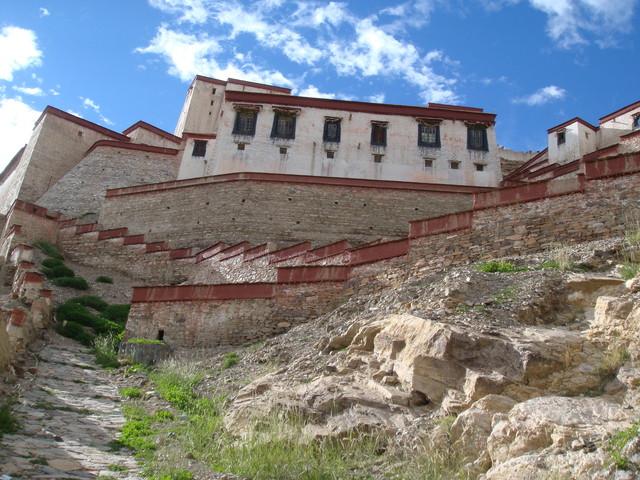 Gyantse Festung