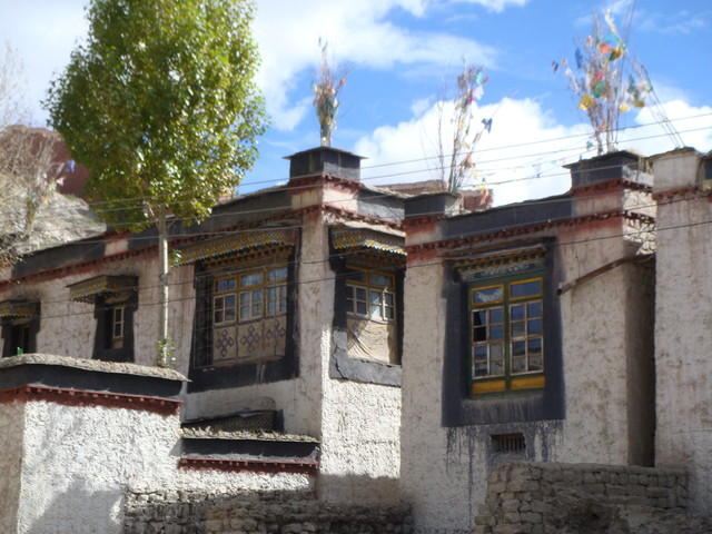 Gyantse Altstadt