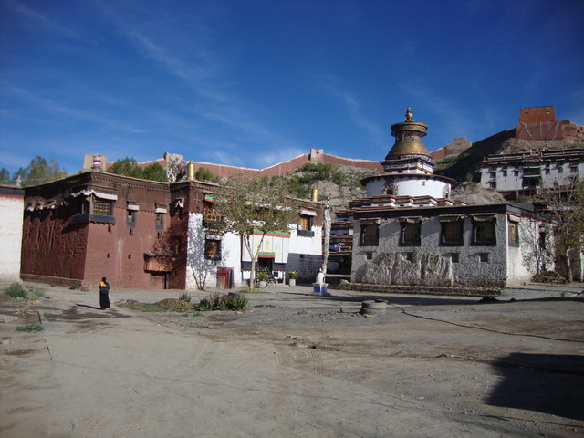 Gyantse Palkhor Kloster