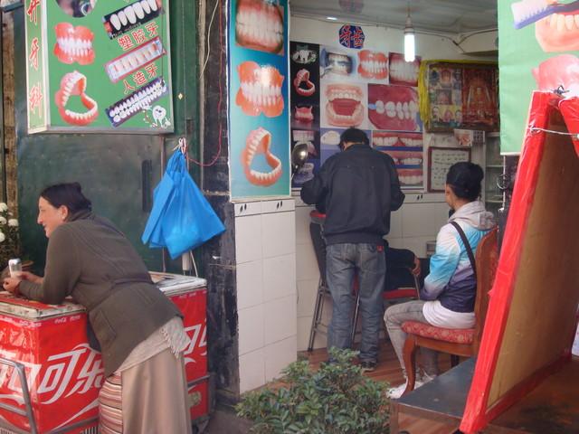 Lhasa Zahnarztpraxis