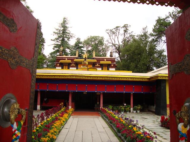 Norbulinka Sommerpalast der Dalai Lamas