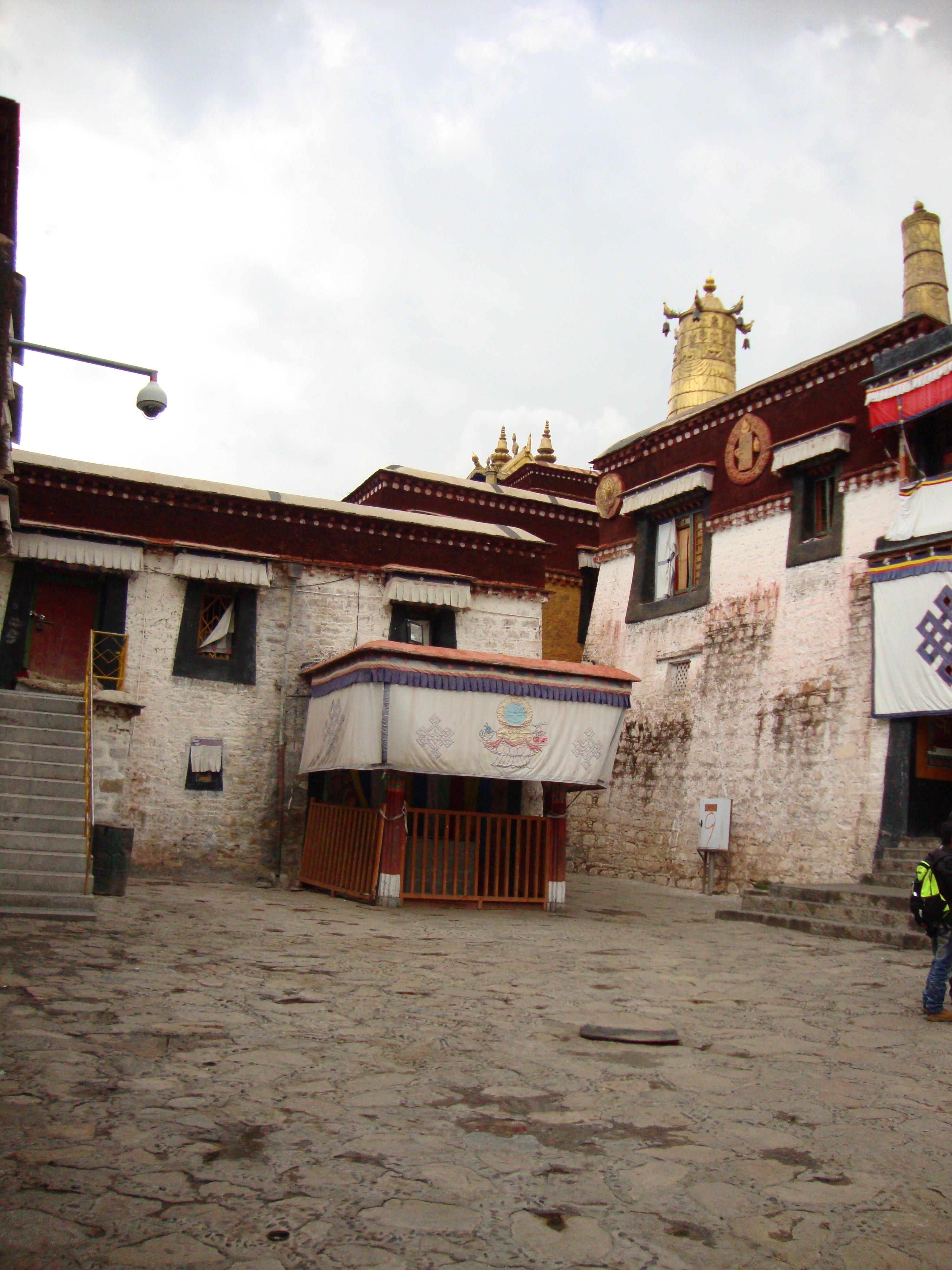 Im Sera-Kloster