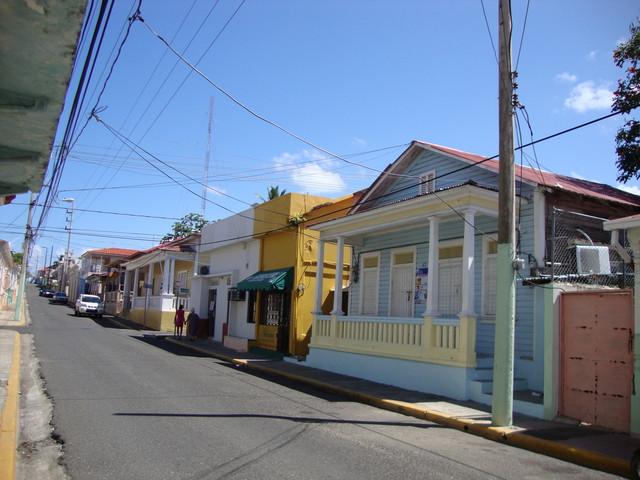 Puerto Plata casas tipicas