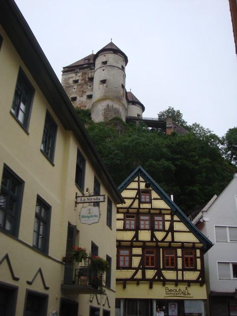Heidenheim/Brenz Blick aufs Schloss