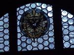 ventana de la catedral