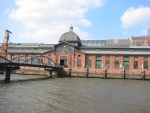 Hamburg Fischauktionshalle