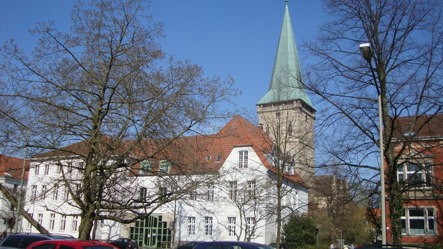 Heger Tor Wall