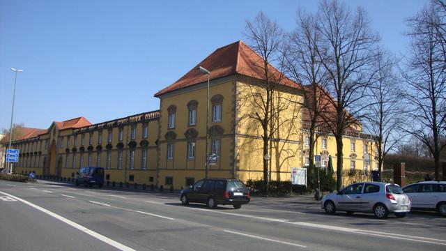 Schlosspark im November