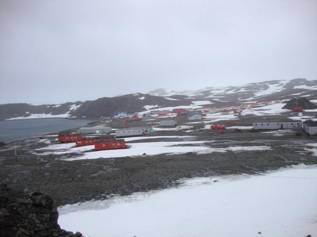 russische Antarktisstation