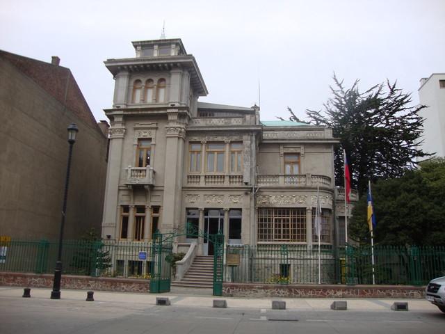 Rathaus von Punta Arenas