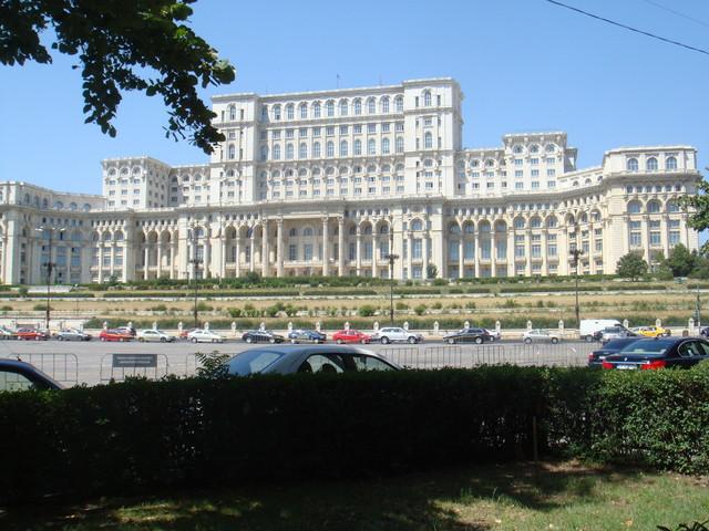 Bukarest Parlamentspalast