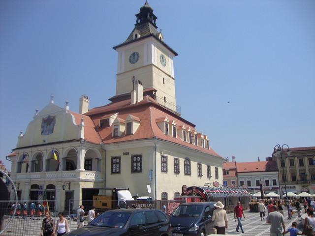 Brasov Rathaus