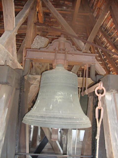 Im Glockenturm Wurmloch