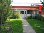 Schule Laborschule in Bielefeld ein Eingang zum Haus 1