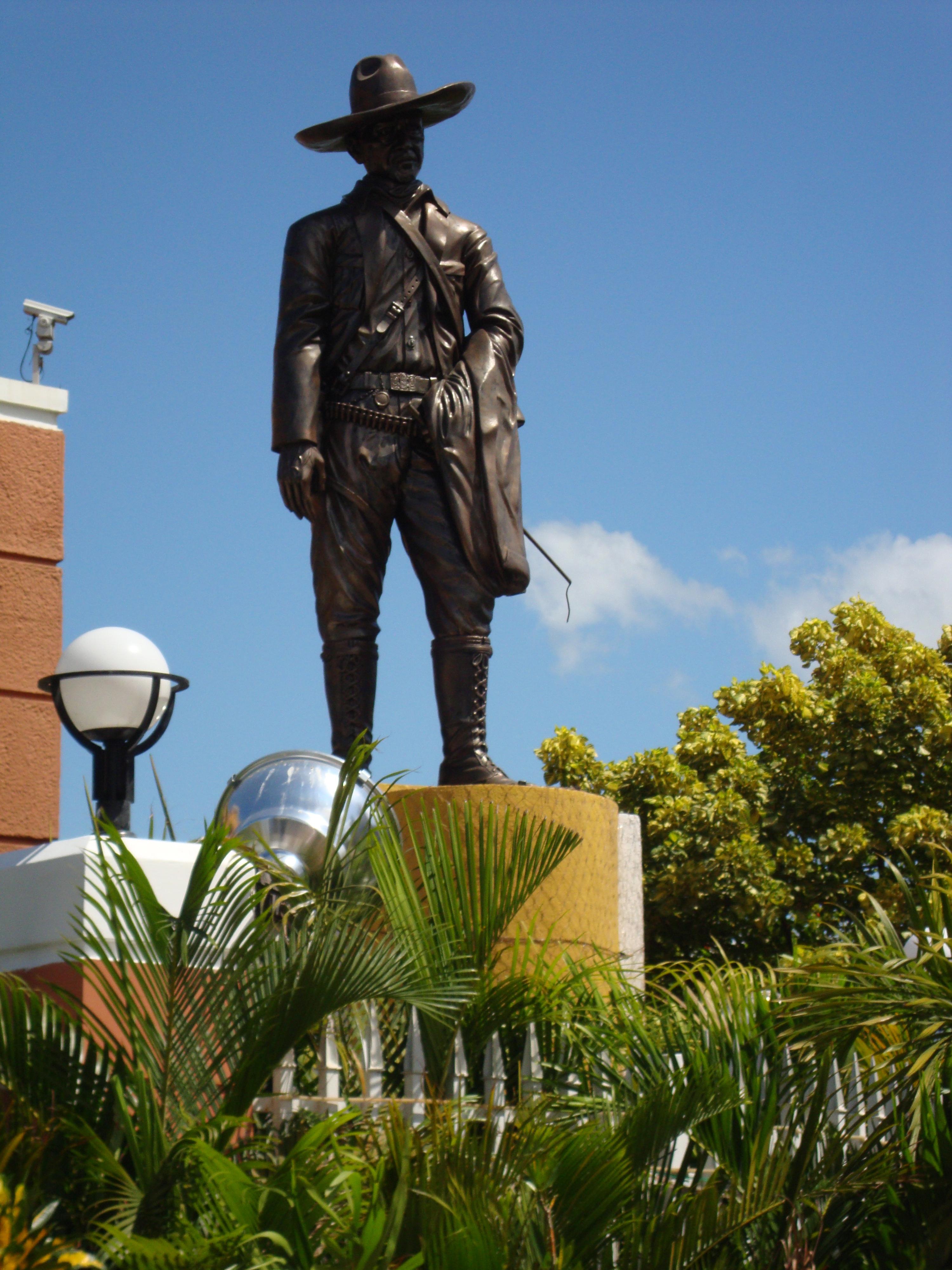Sandinodenkmal in Managua