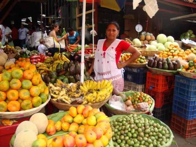 Markt von Leon