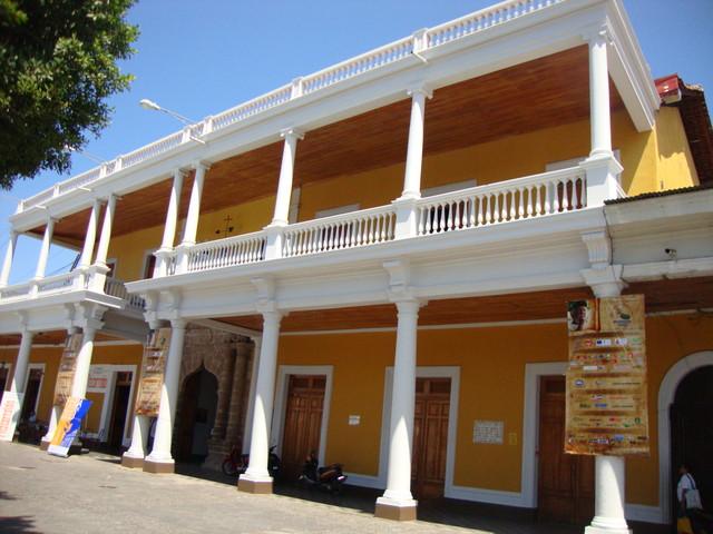 Granada Casa de los tres mundes