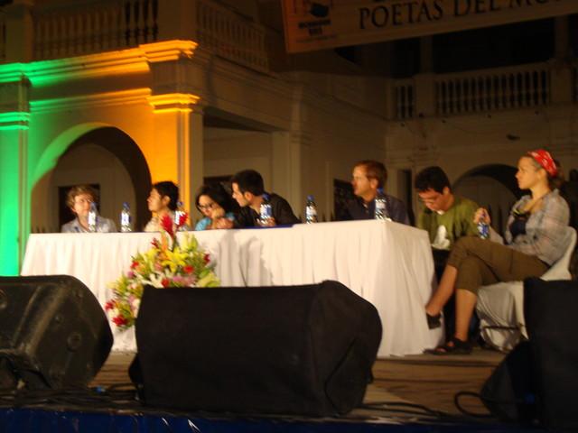 Internationales Poeten-Festival