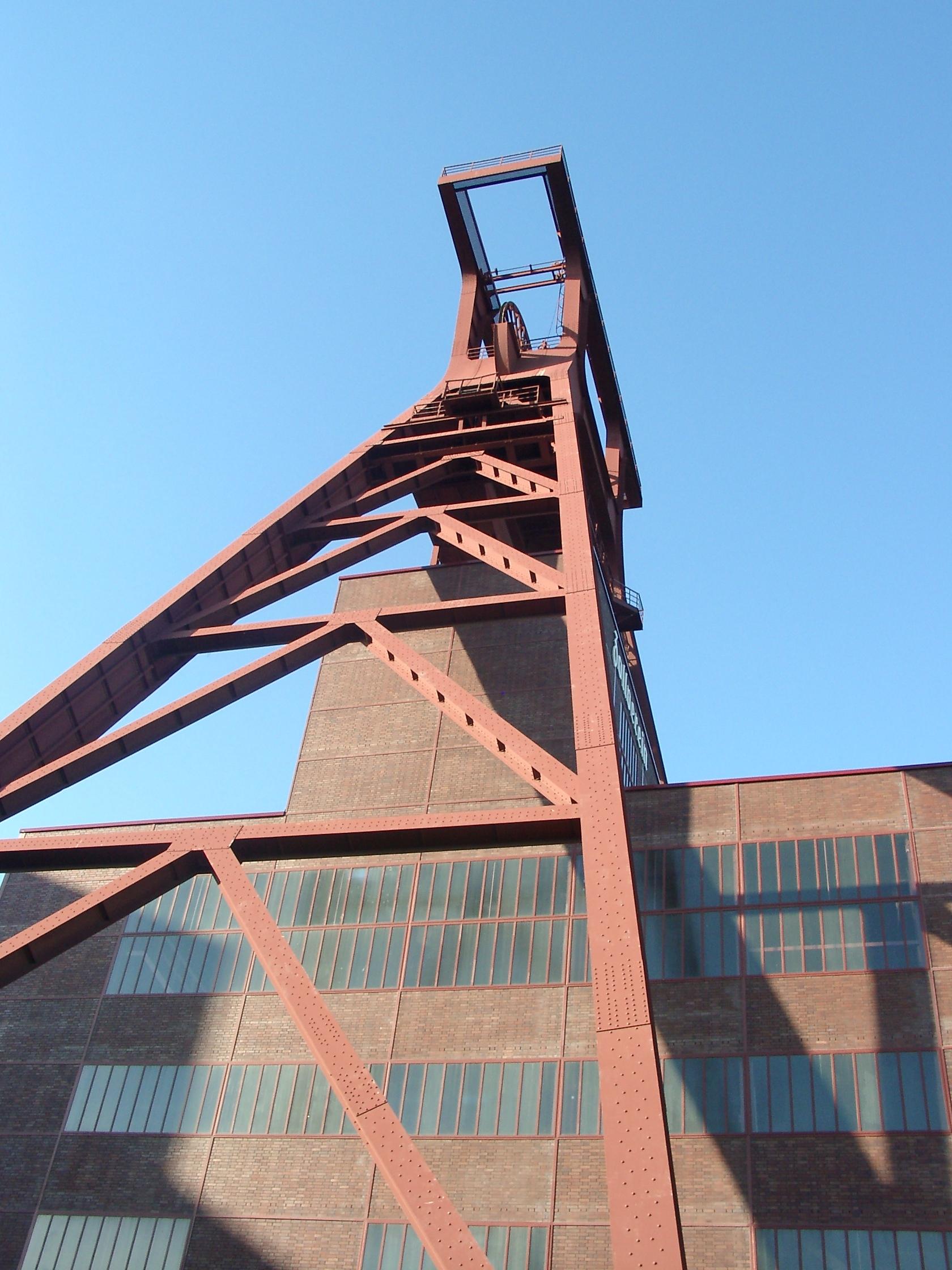 Essen Zeche Zollverein