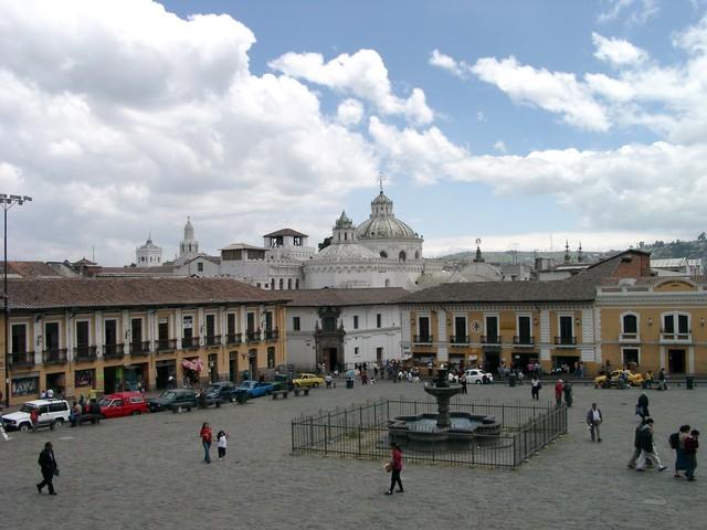 Plaza San Franzisko