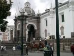 la Cathedral de Quito